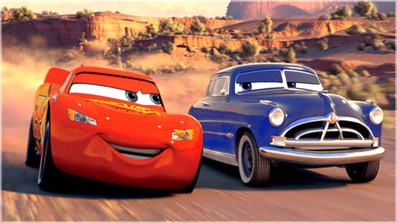 Cars From Cars  The Movie Toys