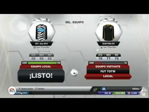 Fifa 13   Gold Pack + Season Ticket + Desafio TOTW Extemo Ep  9