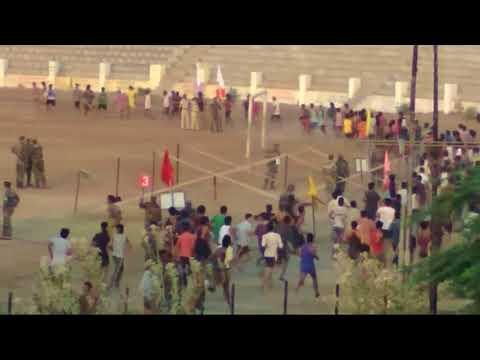 khandwa army bharti running