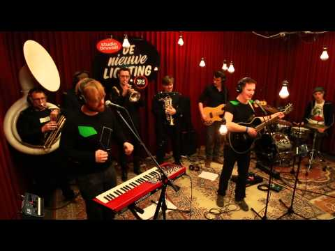 Studio Brussel: Zinger - Daydream [Wallace Collection cover] live