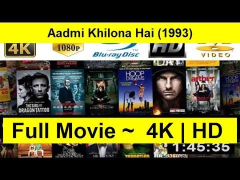 WATCH-Aadmi-Khilona-Hai--1993-...