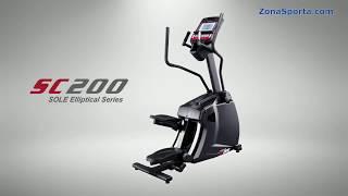 Степпер Sole Fitness SC200. Обзор.