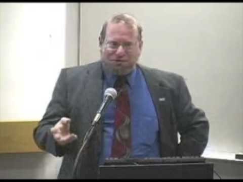2008 Educational Law and Social Justice Forum, PT 1 - ACLU Staff Attorney Aaron Caplan