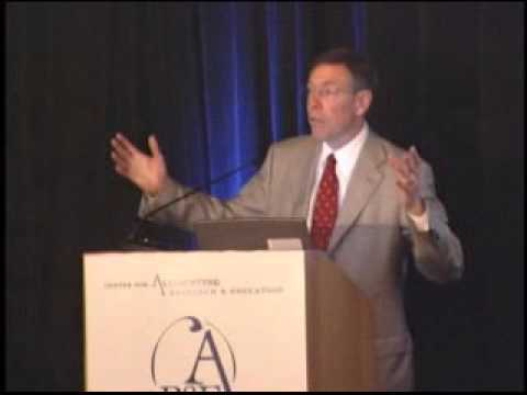 2007 CARE Conference: Greg Jonas, Moody's Investor Service, part 1
