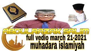 muhadara islamiya