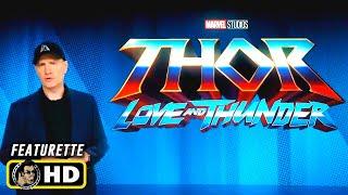 Marvel Studios Phase Four Presentation, Movies & Disney+ Shows [HD] Kevin Feige