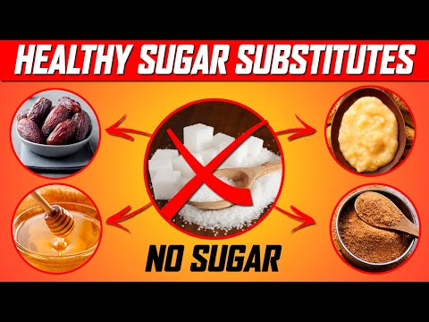 Top 10 Healthy Sugar Substitutes You Never Knew About