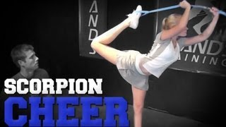 Cheer Stunts | How to improve your scorpion