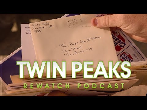 Twin Peaks S3 Wrap-Up & Mailbag Discussion (Twin Peaks Rewatch Podcast)