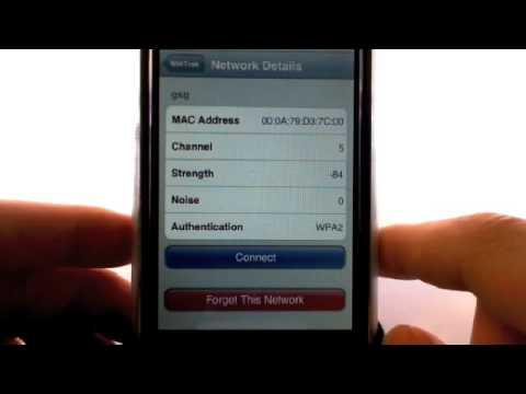 wifitrak iphone