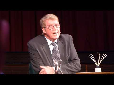 Michael Crawford at The Guildhall 15th August 2018