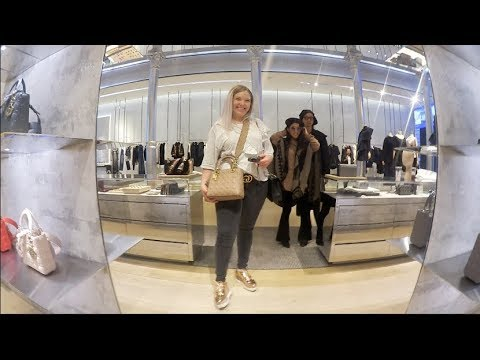 New York City Soho - Inside DIOR Luxury Shopping Vlog FLAGSHIP DIOR BOUTIQUE