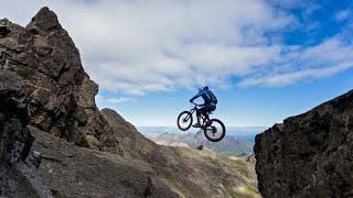 "The Gap: Danny Macaskill Making ""The Ridge"""