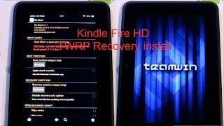 Restore kindle fire hd 7 to stock