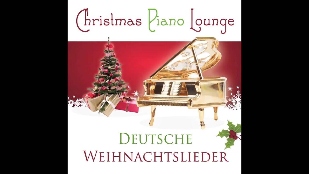 Deutsche Weihnachtslieder - Christmas Piano! - Christmas Piano Lounge - Das gesamte Album!