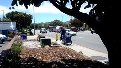 Car accident in Lompoc California