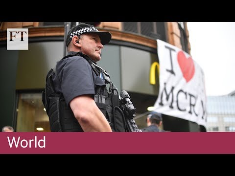 Manchester bombing a year on: why UK terror threat is still 'severe'