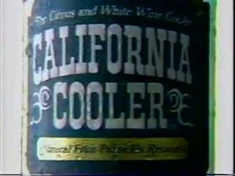 California Cooler Wine Cooler Commercial Youtube