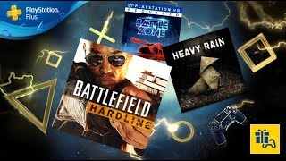 PlayStation Plus - PS4 Games Lineup January 2018 Prediction