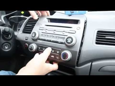 Bluetooth Kit For Honda Civic 2006-2011 By GTA Car Kits