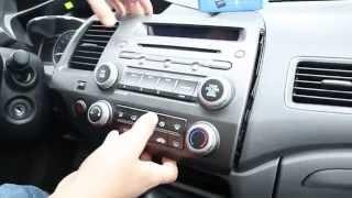 bluetooth kit for honda civic 2006 2011 by gta car kits