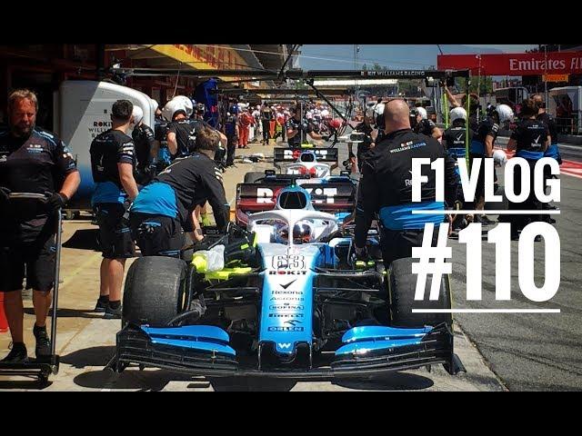 F1 VLOG #110 - Priorytety Williamsa, czy spełniają się nasze obawy?