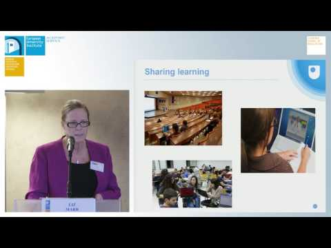 The Emerging World of Teaching and Learning Online and Knowledge Loops?| Liz Marr (Open University)