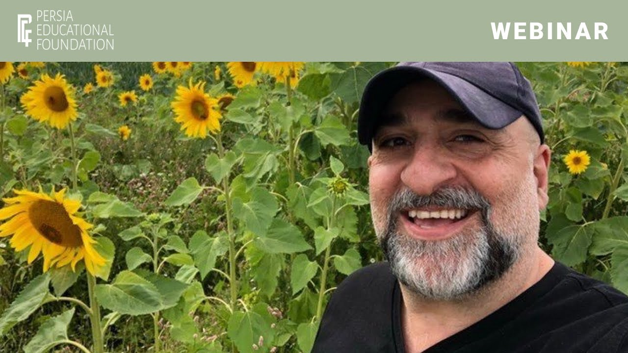 """Download Persia Education   """"My Life in Art"""" A webinar with Omid Constantin Djalili Stanislavsky"""