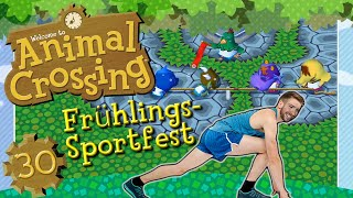 Das FRÜHLINGS-SPORTFEST 🍂 ANIMAL CROSSING #30