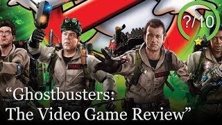 Ghostbusters: The Video Game Review (Video Game Video Review)