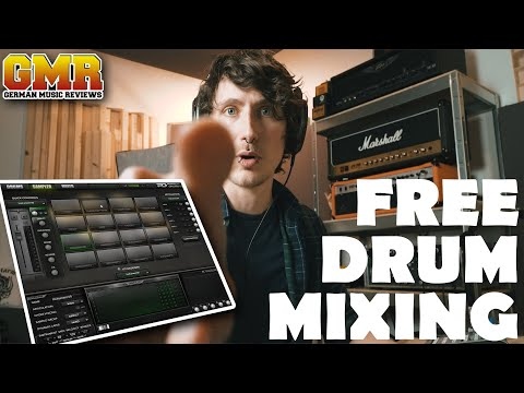 Free Metal Drum