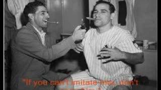 Yogi Berra - Quotes from Yogi Berra