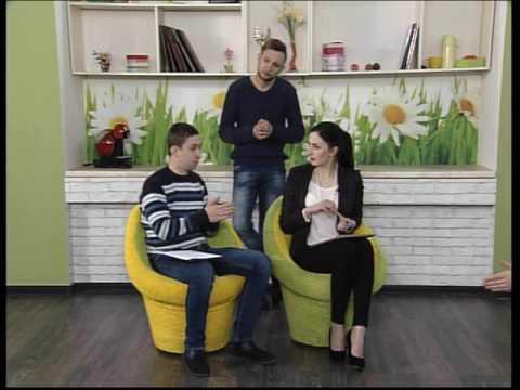 Ранок-панок. Засновник платформи Тепле місто Юрій Филюк