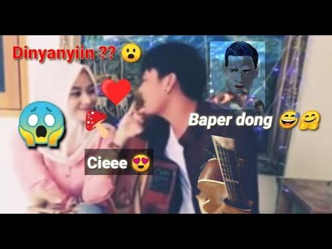 Bikin baper cowo nya romantis nyanyiin lagu d'wapinz - berharap kau setia