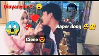 Download Video Bikin baper cowo nya romantis nyanyiin lagu d'wapinz - berharap kau setia MP3 3GP MP4