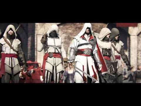 Waka Waka Metal (Assassins Creed Brotherhood Cover)