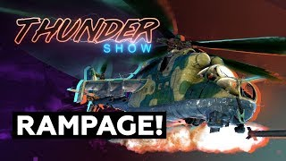 Thunder Show: RAMPAGE!