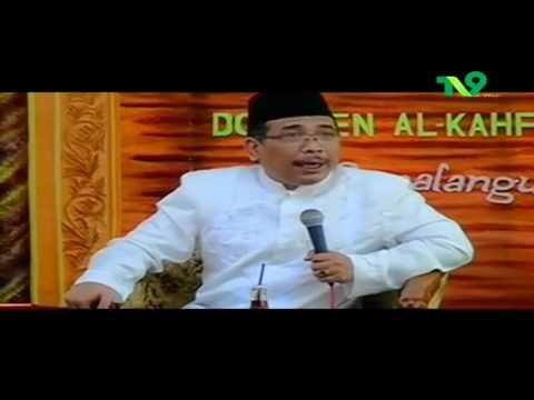 KH. Yahya Cholil Staquf - Tausiyah di Ponpes Al-Kahfi Somalangu