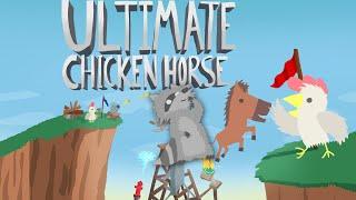 DET ER SJOVT! - Ultimate Chicken Horse dansk