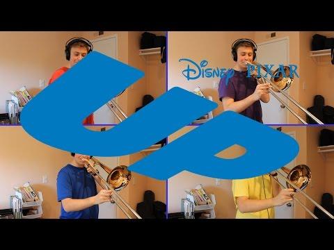 Married Life | Up | Trombone Cover - Daniel Nieberg