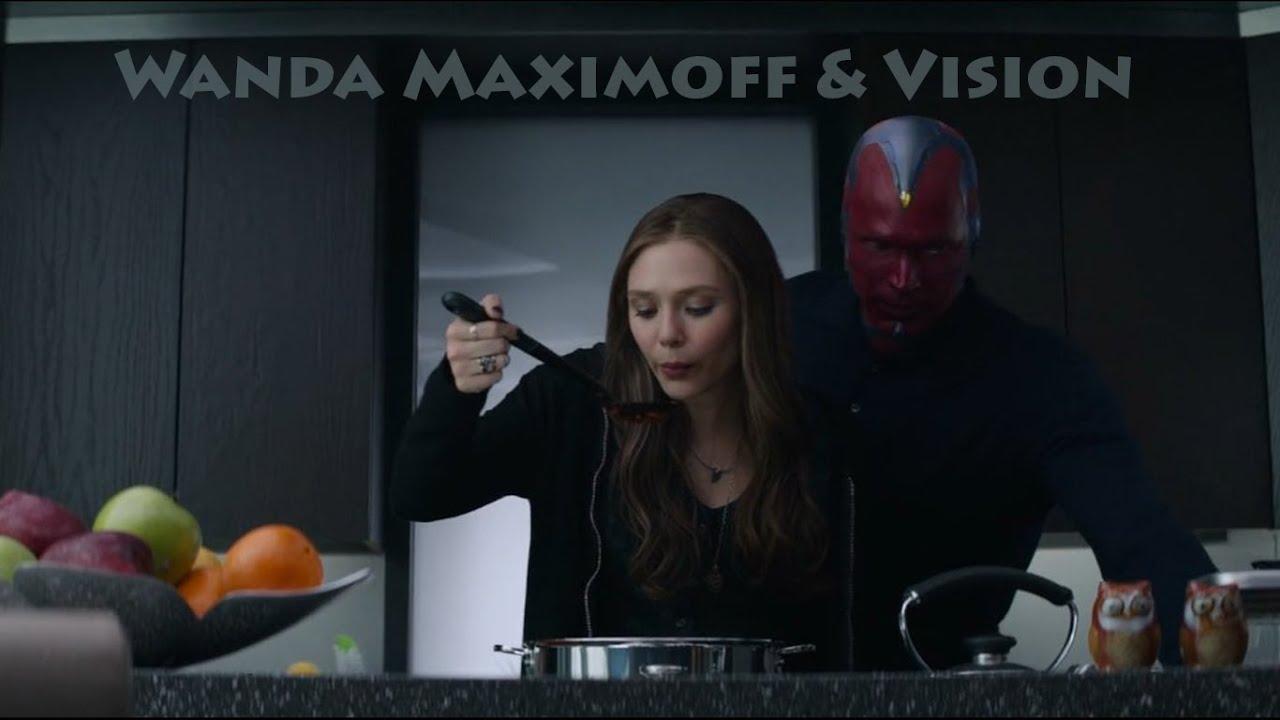 Wonderful Vision Wanda Infinity War Wallpaper - maxresdefault  HD_369565 .jpg