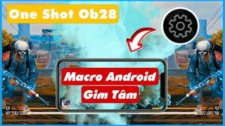 Macro Android - Máu Đỏ 96,69%