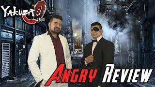 Yakuza 0 Angry Review