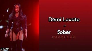 Demi Lovato - Sober (Traduction Française)