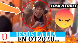 Jesús la lía con un comentario machis** contra Samantha en OT 2020 y le llueven las críticas