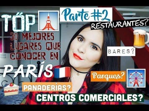 TOP 30 MEJORES COSAS QUE HACER EN PARIS, parte #2