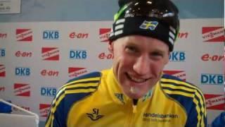 Win Number Two for Carl Johan Bergman