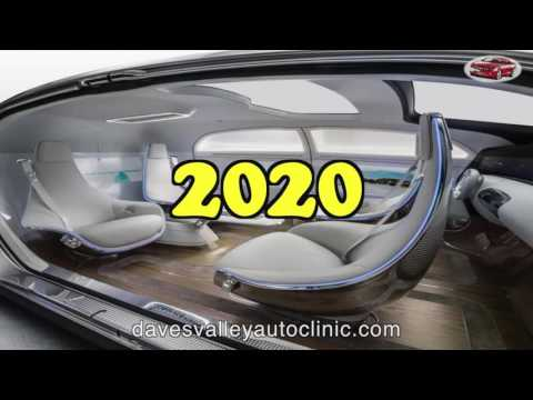 Cars of the Future  - Dave's Valley Auto