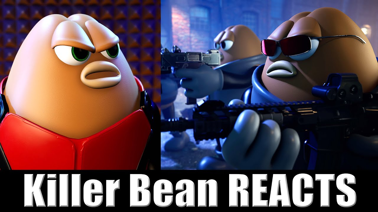 Killer Bean Reacts to The Return of Killer Bean