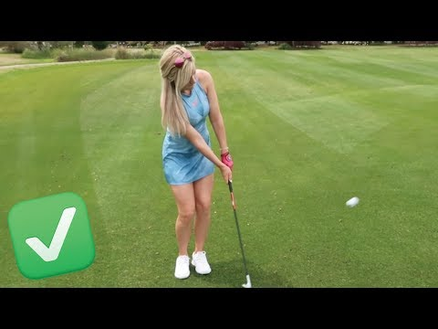 MY ALL-TIME FAVORITE SHORT GAME DRILL // PLUS EFFICIENT WAYS TO IMPROVE YOUR GOLF GAME